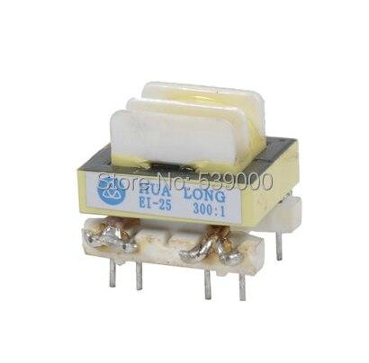 Transformador de inductancia mutua EE25 300 1, máquina de soldadura con inversor, transformador de alta frecuencia, envío gratis