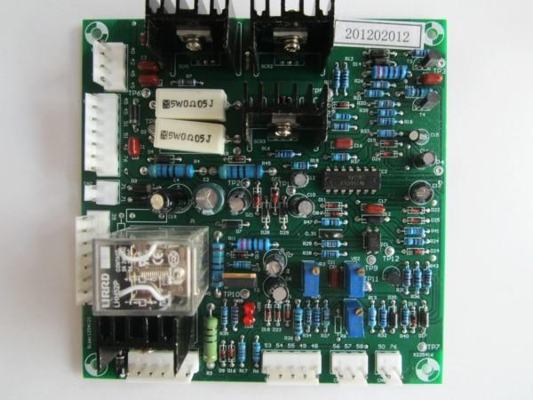 Beacon NBC Control Panel Gas Shielded Welding Maintenance Replacement Parts Welder Circuit Board