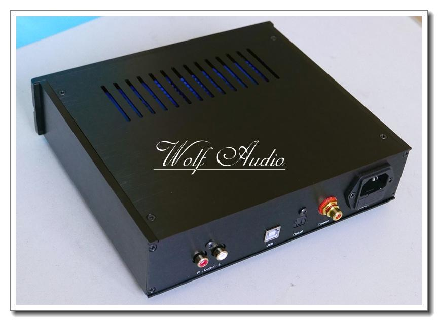 Unterhaltungselektronik Dynamisch Neue Auflistung Fertig Es9016 Hifi Dac Decoder Fiber Coaxial Pcm2706 Usb Audio Decoder