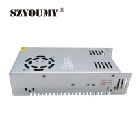 SZYOUMY DC 5V Metal Power Supply 60A 300W 70A 350W Switching Led Driver Transformer 110V 220V AC TO DC for LED Module Display