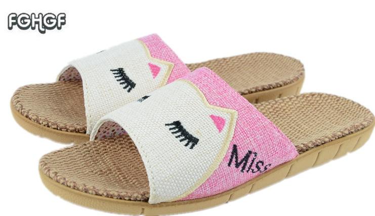 тапочки домашние женские тапки женские домашние тапочки женские пляжные тапочки сланцы пляжные женские домашняя обувь для женщин льняной ...