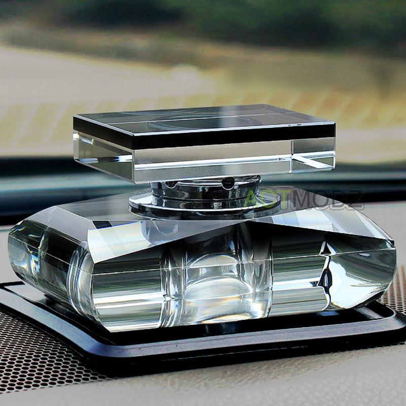 luxury crystal model car auto seat gift air freshener perfume fragrance bottle auto fresheners. Black Bedroom Furniture Sets. Home Design Ideas