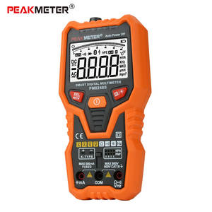 Electrical-Multimeter High-Precision PM8247S Intelligent Anti-Burning New-Product