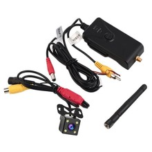 903W Waterproof 2.4G 30fps Realtime Video WIFI Transmitter for FPV Aerial Photography Car Backup Camera AV/DC/Aerial Interface