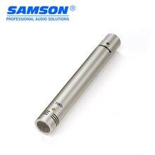 Samson C02 небольшой диафрагма карандаш конденсаторный микрофон записи музыкальный инструмент Пикап микрофон