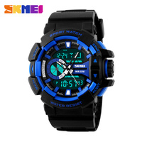 Free Shipping Waterproof Sports Military Camo Watches Men's Analog Quartz Digital Watch Girl Watch 1117