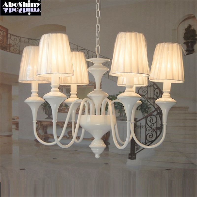 Modern iron pendant chandelier Bedroom Living Room Modern wrought Iron lights House Lighting Fixtures Iron chandelier Lighting kemaidi chrome bathroom sink faucet glass water basin tap for bathroom torneira para de banheiro water taps