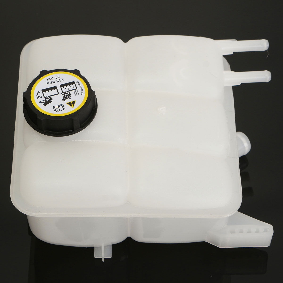 Radiator Overflow Recovery Bottle Tank Resevoir For 2004-2012 Mazda 3 Coolant