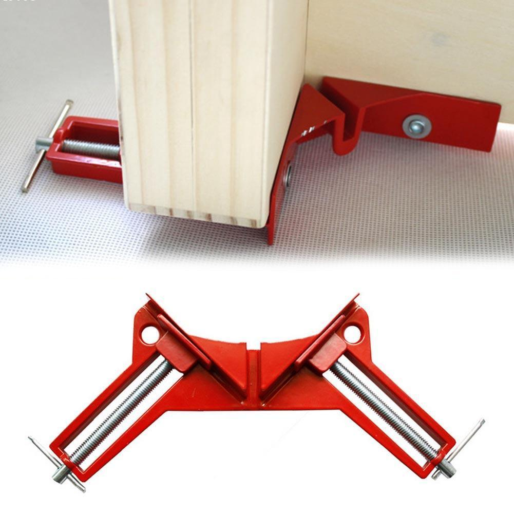 4inch multifunction 90 degree right angle clip picture for Picture frame corners