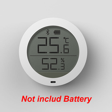 Xiaomi Mijia Bluetooth Temperature Smart Humidity Sensor LCD Screen Digital Thermometer Moisture Meter Mi APP orignal xiaomi smart temperature and humidity sensor