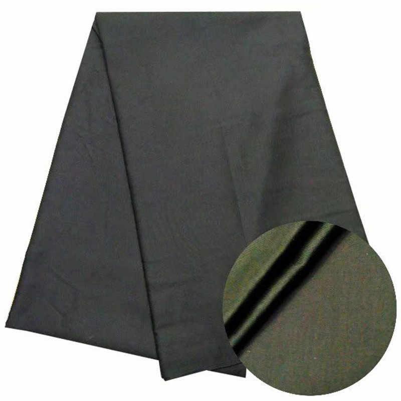 無地のスーツ生地アフリカ Dashiki 男性綿生地男性生地素材アフリカ男性 10 ヤード/ ロット