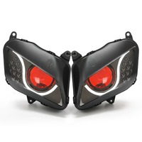 KT LED Headlight for Honda CBR600RR 2007 2012 V2