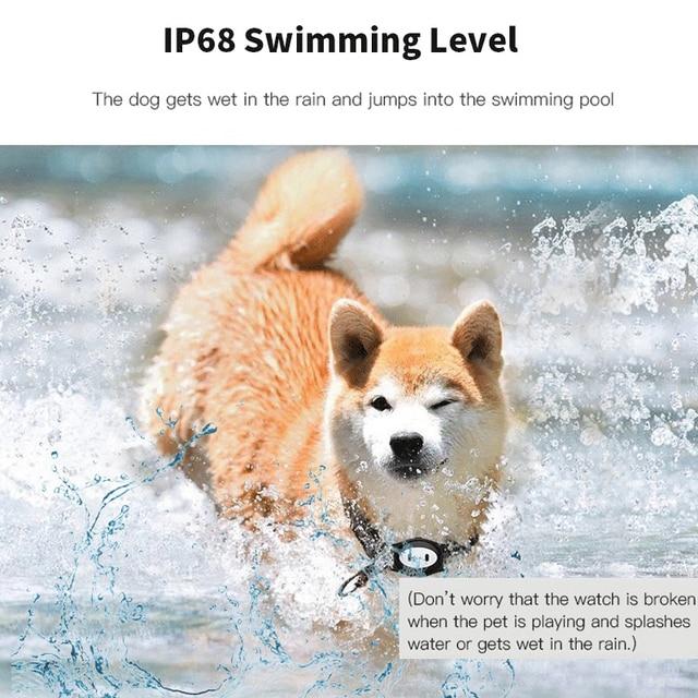 Waterproof IP68 - Geo-Fence Mini GPS Tracker For Cats & Dogs 3