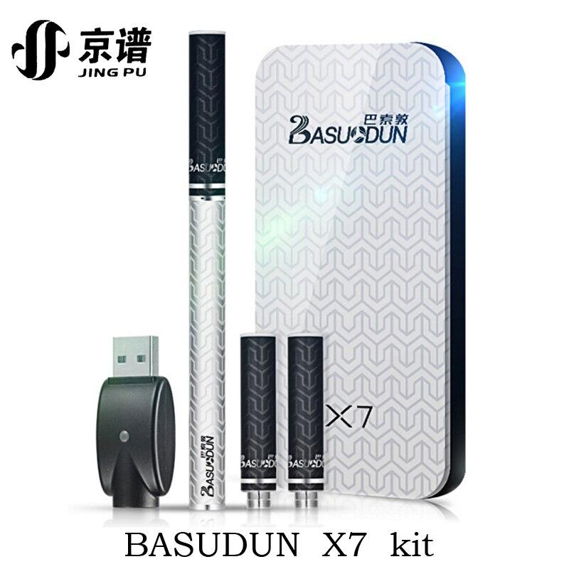 Original JINGPU Micro 1.0+ Plus Kit Vapor Mini E-Cig Top Filling Atomizer Electronic Cigarette Vape Pen vaporizer E Cig