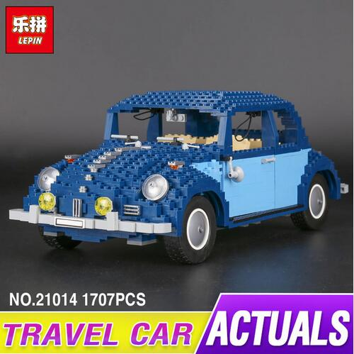 Lepin 21014 1707Pcs Technic Classic Series The Ultimate Beetle Set children Educational Building Blocks Bricks Toys Model 10187 lepin 21014 1707pcs technic classic series the ultimate beetle set children educational building blocks bricks toys model 10187