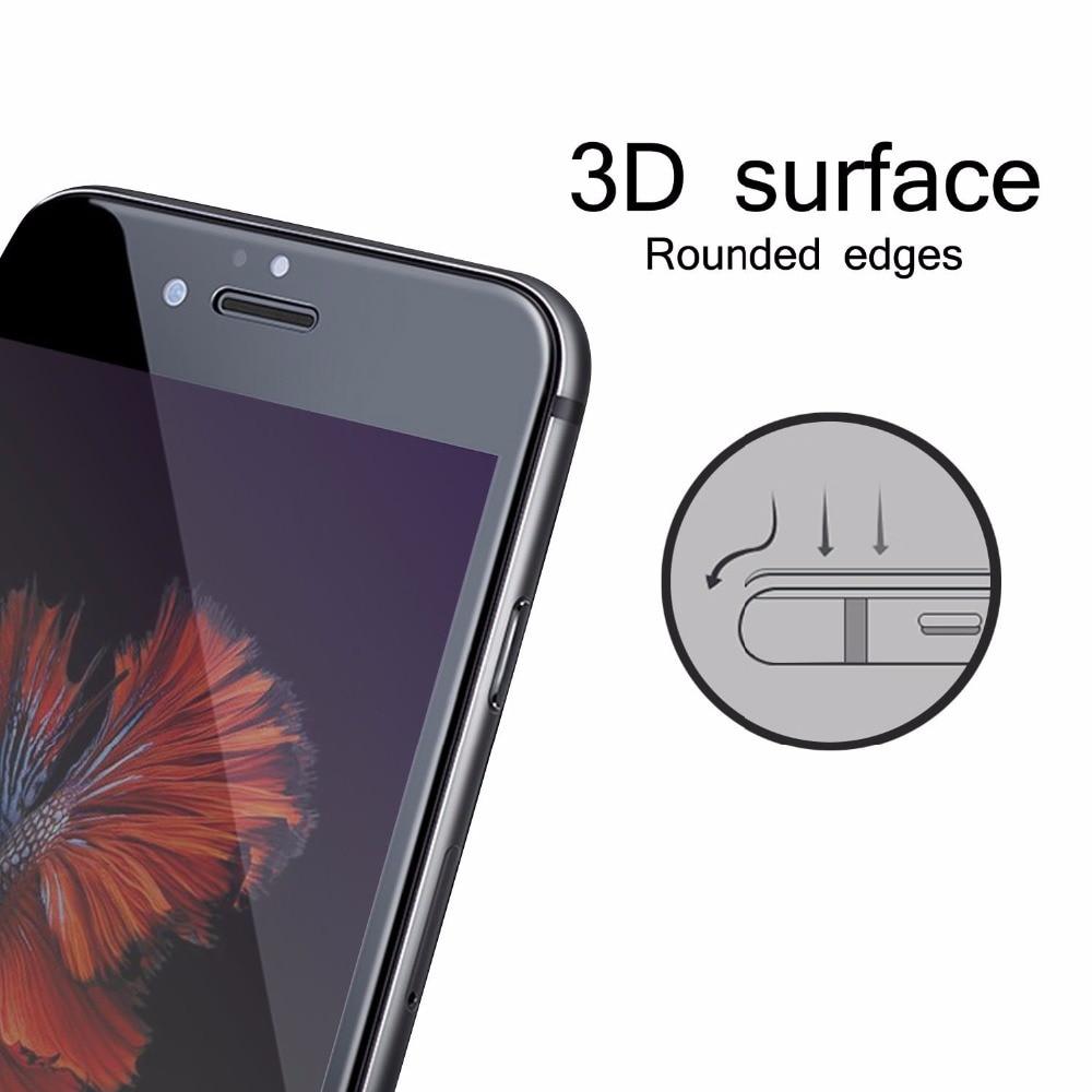 3D Full Cover Displayschutzfolie Gehärtete Brille Film Anti - Handy-Zubehör und Ersatzteile - Foto 4