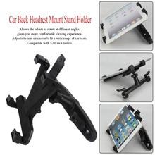 7-11 inch Car Back Headrest Mount Stand Holder Adjustable Car Seat Headrest Mount Holder 360 Rotation Tablet Accessories Bracket