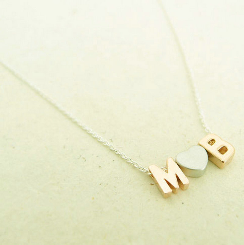 Aliexpress.com : Buy Personalized Any Double Initial Name ...
