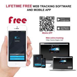 Image 5 - Auto GPS Tracker Rastreador LK209E Wasserdicht Magnet 6000mAh Auto Tracker Drop Shock Alarm Stimme Monitor Freies APP PK TKSTAR TK905