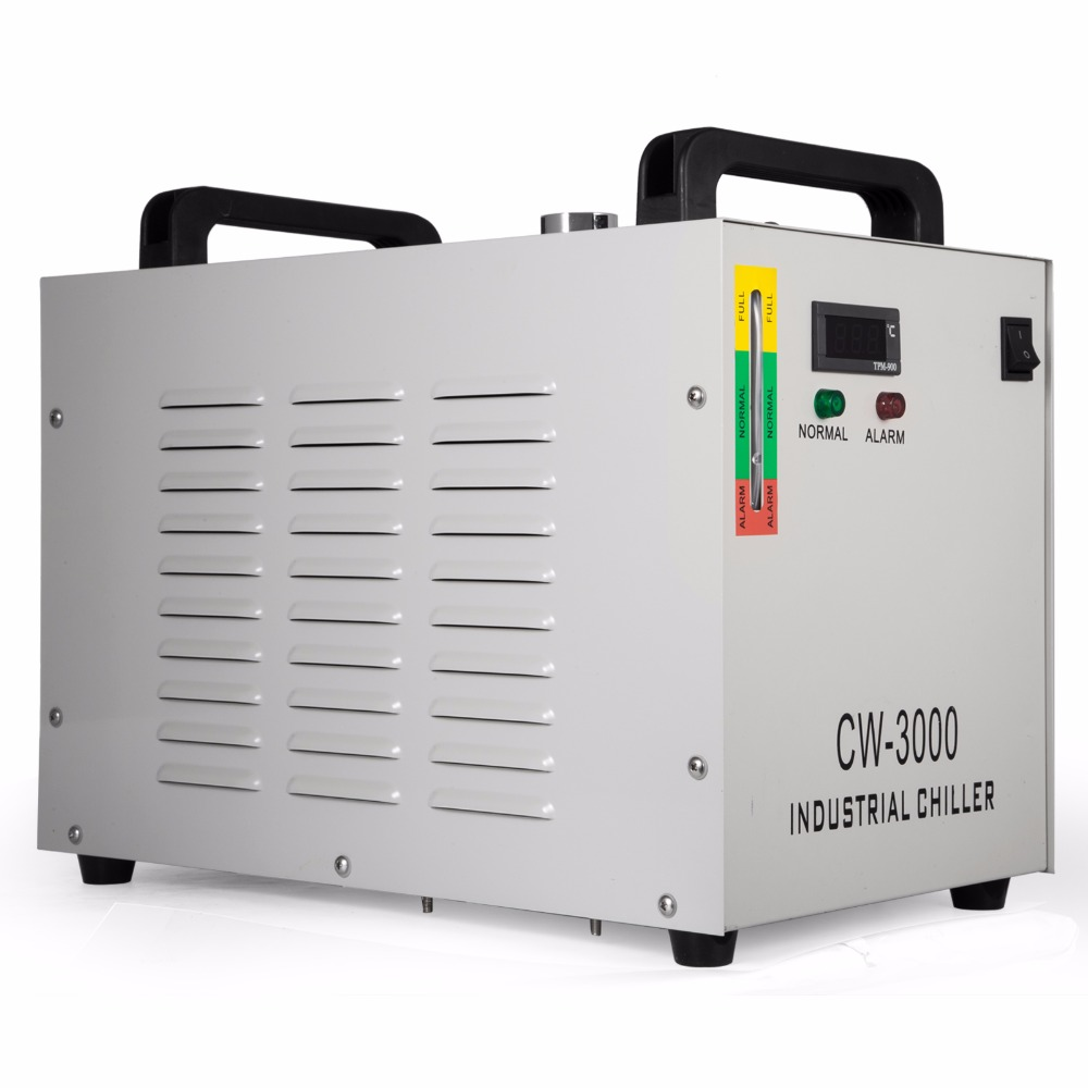Industrial Water Chiller For CNC/ Laser Engraver Cooling Machine CW3000