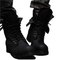 New Winter Boots Men Warm Shoes Mens Luxury Martin Boots with Fur Antiskid Work Boot Casual Leather Shoes Big Size899
