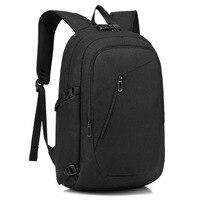 Новый Amasie USB компьютера сумка для ноутбука рюкзак для wo Для мужчин мужской школьный рюкзак мешок для мальчиков и девочек мужской путешестви
