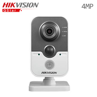 HIKVISION Free Shipping WIFI Camera DS 2CD2442F IW Full HD 1080P 4MP Wireless Camera Built In