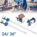 4Pcs 24/36 zoll Clamp T Bar Holz Schellen für Holzbearbeitung F Clamp Krampf Clip Grip Quick Release holz Halter Hand DIY Tools|Klemmen|   -