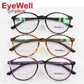 Luz retro rodada projeto na Coréia óculos TR90 frame ótico para as mulheres da moda eyewear 1637