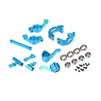 HSP Upgrade Steering Parts 94103 94123 Car R/C Spare Parts 102010 102011 122057 Part Rc Hobby Accessories