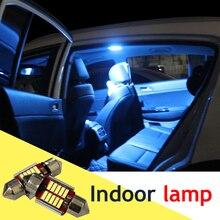 Car LED Light 31mm Canbus Error Free Interior Festoon Doom Lamp Bulb For Kia Sportage 2016 2017 KX5 Auto Accessories