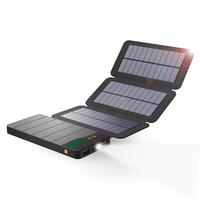 Solar Power Bank 10000mAh Solar Charging Power Bank For IPhone 4s 5 5s IPhone 6 6s