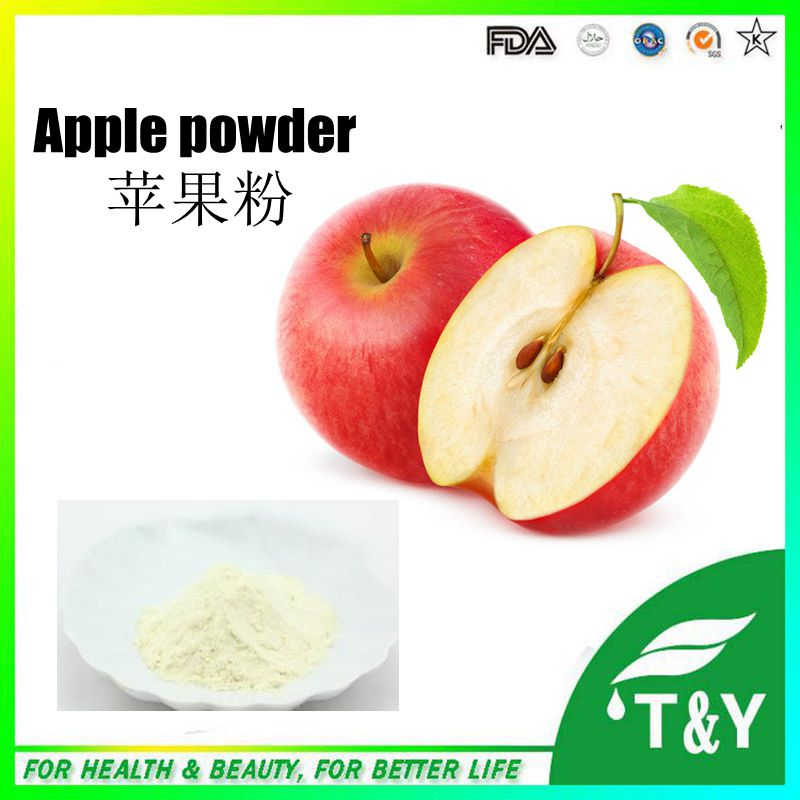 Hot Seliing Apple Cider Vinegar Powder/apple fruit extract powder 100g/lot free shipping