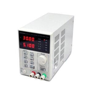 Блок питания KORAD KA3005D 30 в 5A, прецизионный регулируемый постоянный ток