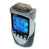 0.99% относительной влажности Влажность формальдегида (HCHO) качество воздуха детектор легкий портативный газоанализатор Температура и мера в