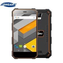 Nomu S10 Android 6.0 Original 5,0 zoll 4G Smartphone 5000 mAh Eingebaute MTK6737 1,5 GHz Quad Core 2 GB RAM 16 GB ROM Hotspot Staubdicht