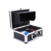 Portable Night Vision Visual Video Fish Finder Underwater Fishing Camera Fishcam 15M Cable With 7 Inch