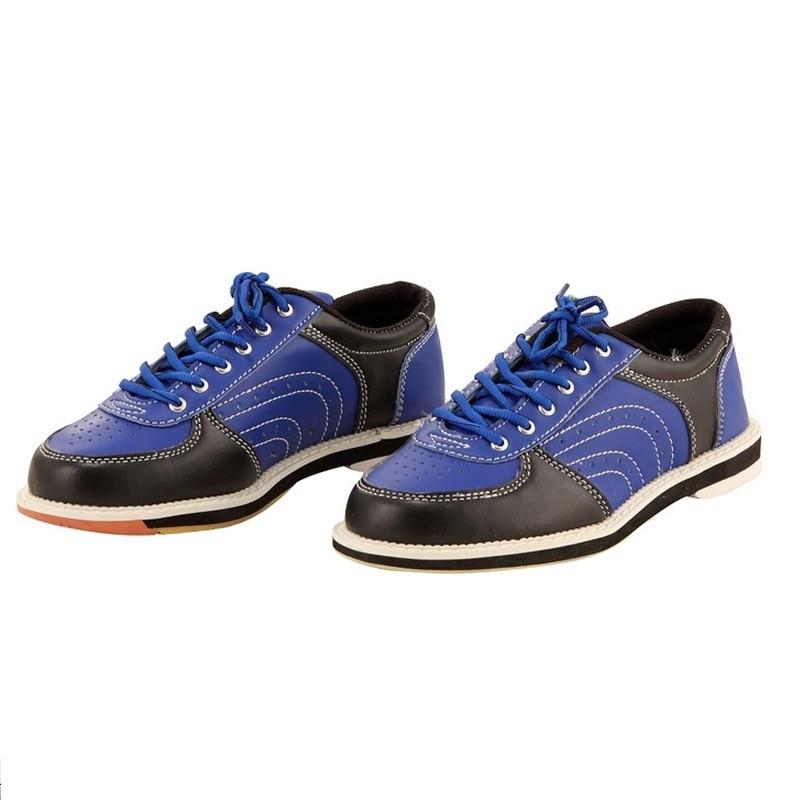 Unisex Bowling Shoes men women Skidproof Sole Professional Sports Bowling Shoes slip sneakers #B1323 bsi women s 651 bowling shoes