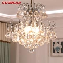 2019 Luxury Crystal Chandelier Living Room Lamp lustres de cristal indoor Lights Crystal Pendants For Chandeliers