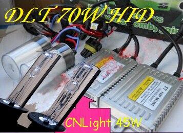 DLT F7 HID KIT, hid kit, F7, 70 W 12 V, hid xenon kit, livraison gratuite! 2 pièces F7 + 2 pièces CN Ampoule, H1 H3 H7 880 881 9005 9006, H11, 4300 6000 8000 K