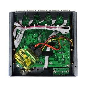 Image 5 - Yanling itx mini ordenador de baja potencia, intel celeron J1900, quad core, lan dual, Sin ventilador, pc industrial con puerto paralelo