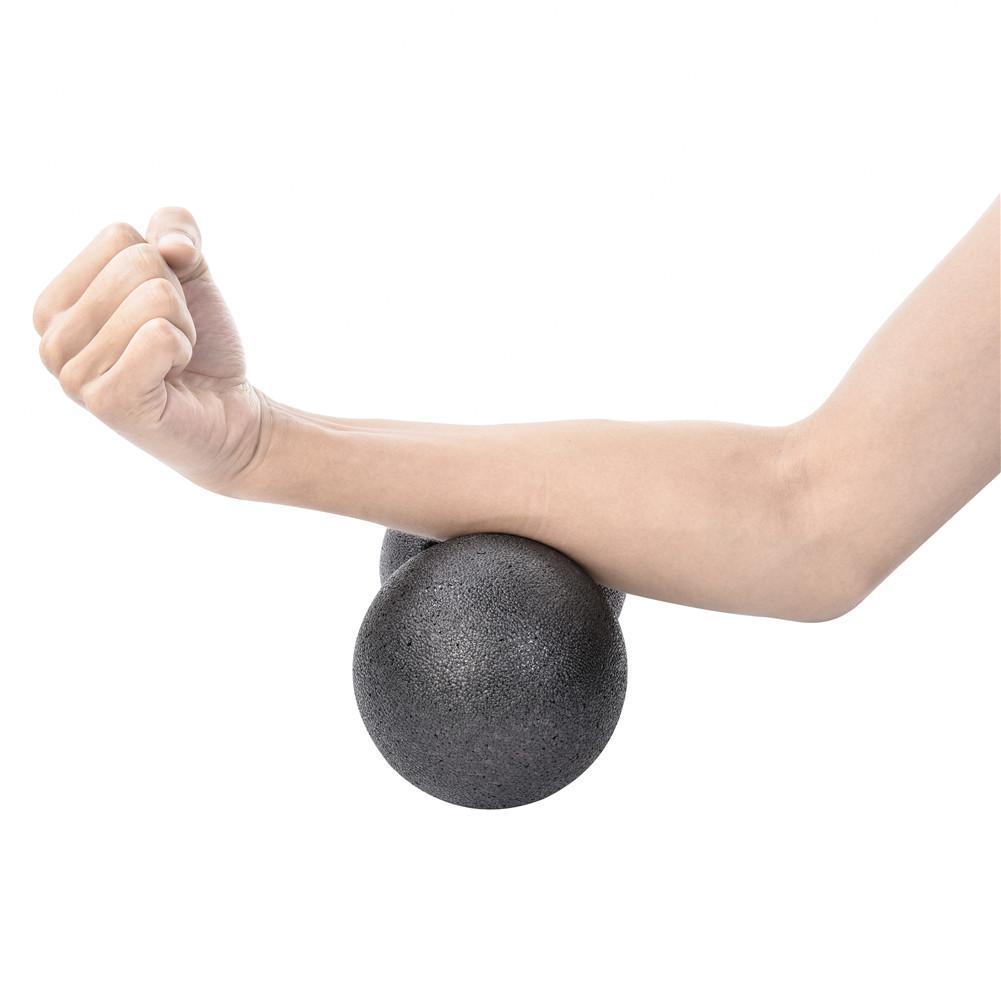 Sports EEP Massage Ball Mini Peanut shape Fascia Self Massage Balls Shoulder Back Legs Body Training Yoga Exercise Relieve Pain in Fitness Balls from Sports Entertainment