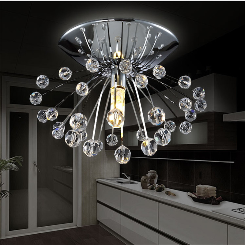 Free shipping hot sale design modern crystal chandelier light Dia15*H7cm mini lustre cristal салфетки hi gear hg 5585
