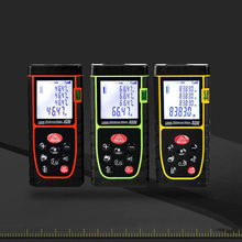 Handheld laser rangefinder high precision level laser rangefinder electronic ruler infrared measuring instrument tool цена в Москве и Питере