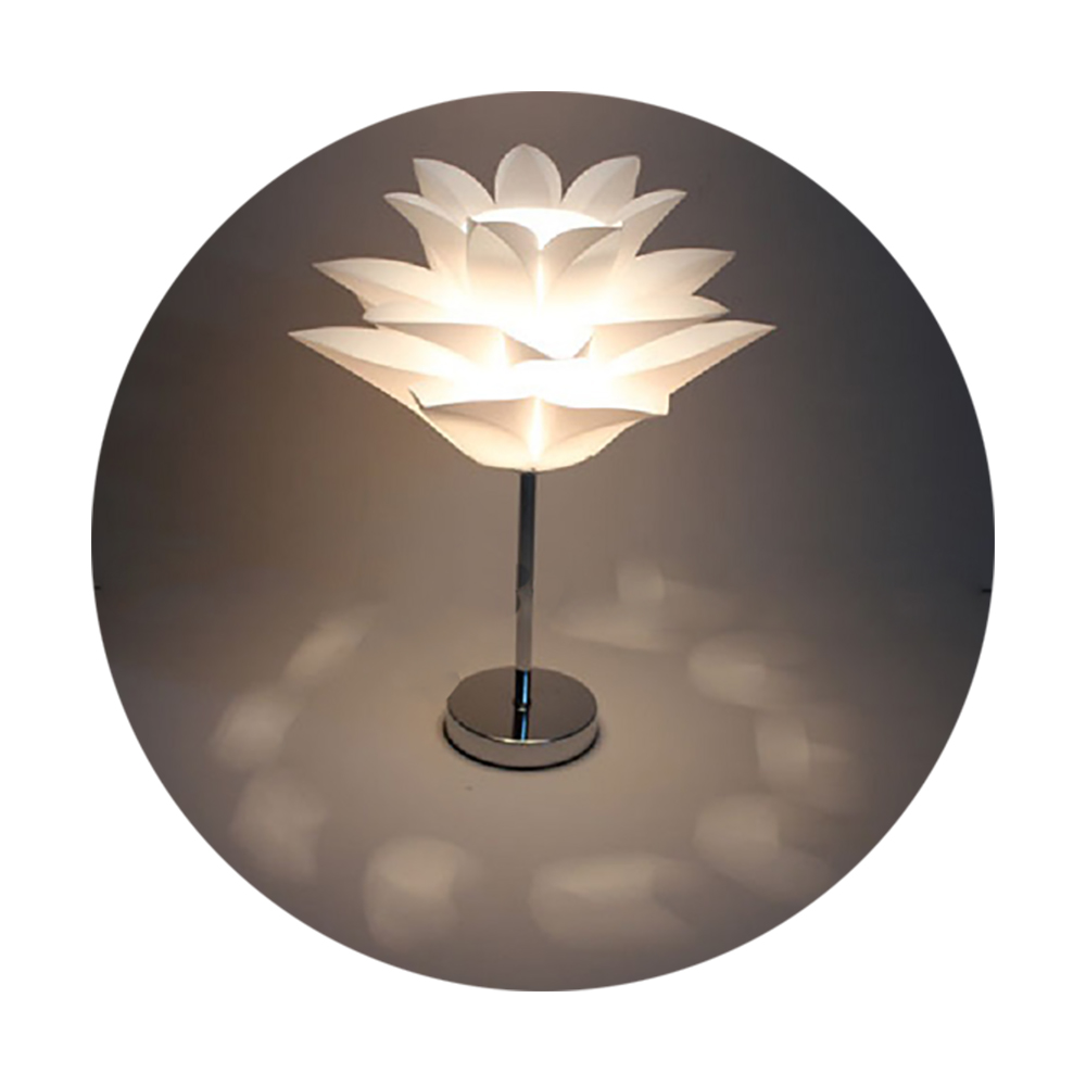 Bedside Lamp Modern Minimalist Creative Lotus Light Table Lamp Bed Lamp Warm Romantic is suitable for Bedroom Living Room WhiteBedside Lamp Modern Minimalist Creative Lotus Light Table Lamp Bed Lamp Warm Romantic is suitable for Bedroom Living Room White