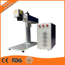Iphone back marking Machine Mopa Fiber Laser