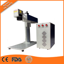 Iphone back marking Machine Mopa M1 Fiber Laser