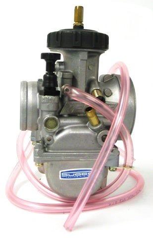 Universal Quad Vent Carb PWK 36 38 40mm PWK38 COMME/S66 38mm AIR ATTAQUANT pour KEIHIN CARBURATEUR POUR TRX250R CR250 LT250