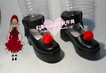 Rozen Maiden Shinku cosplay zapatos botas por encargo 654