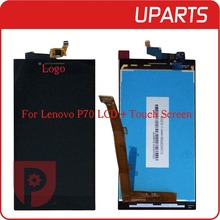 Original For Lenovo P70 Lcd Display Assembly Complete + Touch Screen Digitizer Sensor 5.0 inch Free Shipping